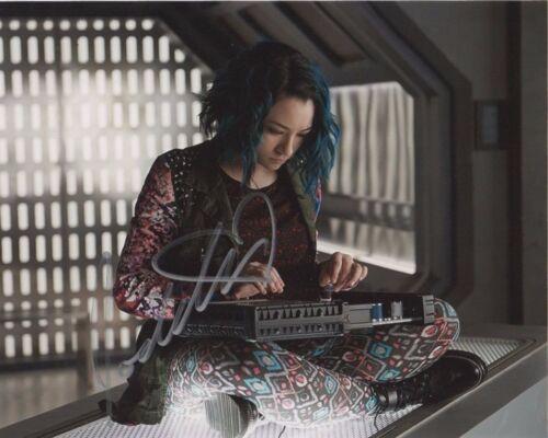 Jodelle Ferland Dark Matter Autographed Signed 8x10 Photo COA #J13