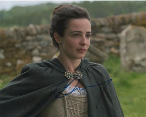 Laura Donnelly Outlander Autographed Signed 8x10 Photo COA #9