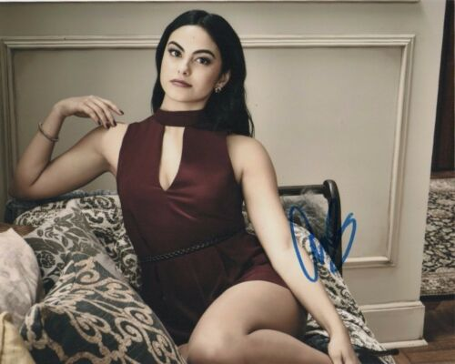 Camila Mendes  Riverdale Autographed Signed 8x10 Photo COA #J2