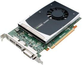 2 X Nvidia Quadro 2000 CARDS