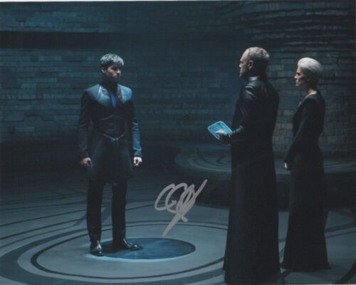 Cameron Cuffe Krypton Autographed Signed 8x10 Photo COA