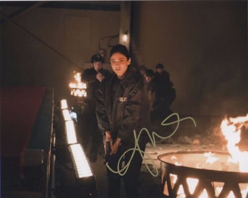 Floriana Lima Supergirl Autographed Signed 8x10 Photo COA #J7