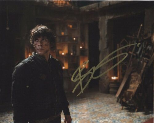 Bob Morley The 100 Autographed Signed 8x10 Photo COA  #8