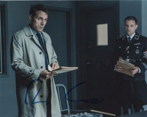 Rufus Sewell Man in the High Castle Autographed Signed 8x10 Photo COA #3