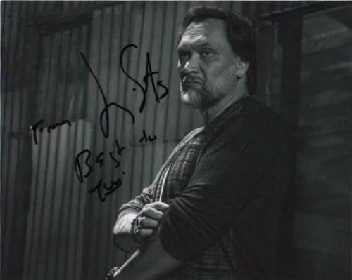 Jimmy Smits Sons of Anarchy Autographed Signed 8x10 Photo COA #S1
