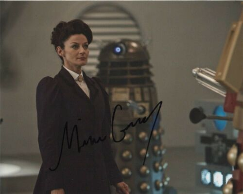 Michelle Gomez Doctor Who Autographed Signed 8x10 Photo COA #A2