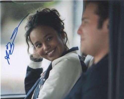 Alisha Boe 13 Reasons Why Autographed Signed 8x10 Photo COA #1