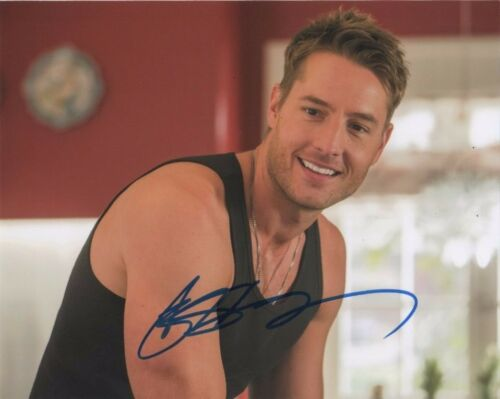 Justin Hartley This is Us Autographed Signed 8x10 Photo COA #1