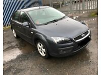 BREAKING* Ford Focus 1.6 Diesel Zetec NEVER BEEN A TAXI