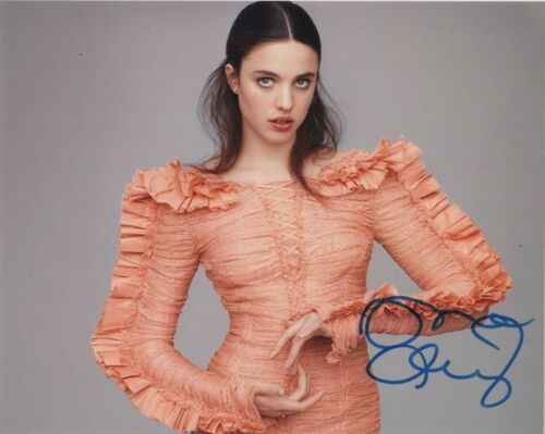 Margaret Qualley Sexy Autographed Signed 8x10 Photo COA #S2