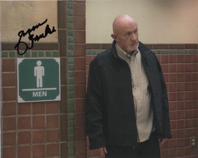 Jonathan Banks Better Call Saul Autographed Signed 8x10 Photo COA B