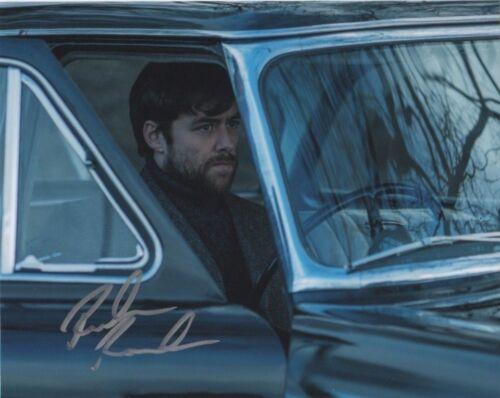 Richard Rankin Outlander Autographed Signed 8x10 Photo COA #O5