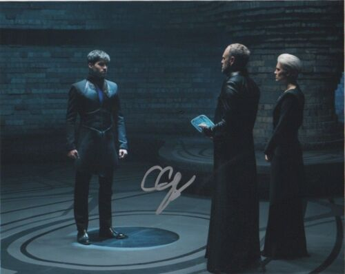 Cameron Cuffe Krypton  Autographed Signed 8x10 Photo COA B304