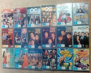 TV SERIES DVDS (89) $12.50 EACH Devonport Devonport Area Preview