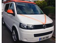 VW T5 4 BERTH CAMPERVAN 2010 FACELIFT MODEL