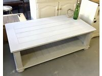 ***Large Wooden Coffee Table***£70***FREE DELIVERY***