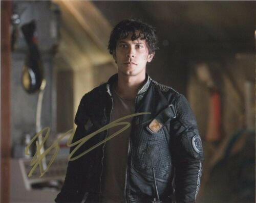 Bob Morley The 100 Autographed Signed 8x10 Photo COA  #10