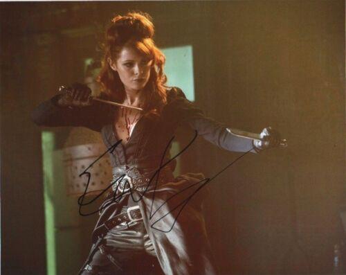 Emily Beecham Into the Badlands Autographed Signed 8x10 Photo COA #J1