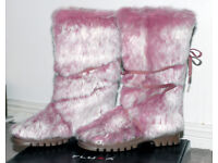 *Bargain* BNIB - New Spanish Designer Boots FLUXA - Size 6 - Never Worn