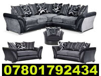 3 AND 2 OR CORNER B.R.A.N.D NEW DFS SOFA 0170
