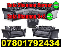 SOFA BRAND NEW SHANNON CORNER SOFA FAST DELIVERY DFS 3 SEATER AND 2 SEATER 7064