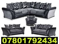 3 AND 2 OR CORNER B.R.A.N.D NEW DFS SOFA