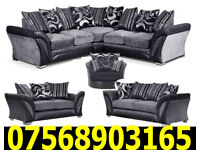 SOFA SHANNON CORNER SOFA DFS 3 SEATER AND 2 SEATER 3
