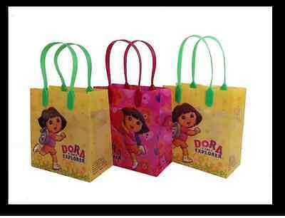 24 bags Dora Party Favor Goody gift Candy bags birthday mickey minnie supplies