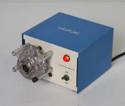Millipore Fixed Speed Peristaltic Pump Xx80-200-00 Cole Parmer Head 7015-72