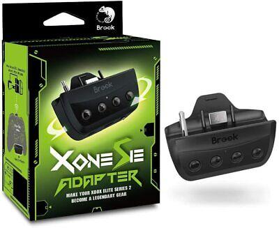 Brook Xbox Uno Adaptador Se Para Xbox Elite Serie 2 Mando Inalámbrico
