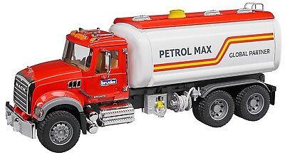 Bruder MACK Granite Tanker Toy Truck 02827 Kids Play New Auth Dealer