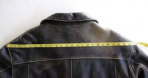 Leather Jacket, XL Mens Whyalla Whyalla Area Preview