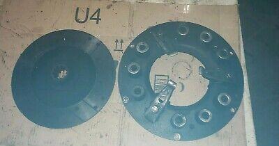 Farmall M Tractor Clutch Disc An Pressure Plate Ihc W6 11 Clutch