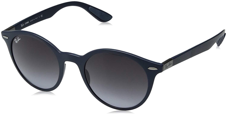 fc091732d2 Details about Ray Ban Sunglasses RB4296 63318G Lightforce Peek Blue Grey  Gradient Lens