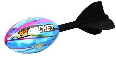 V12 Torpedo Whistling Rocket Throwing Toy Game ~ Colour Varies
