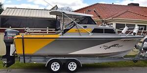 SAVAGE BLUEFIN  21 ft HT OFFSHORE FISHING/SKIING BOAT Ringwood Maroondah Area Preview