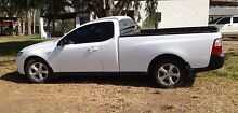 Ford FG ute 2008- Urgent sale make an offer Moree Moree Plains Preview