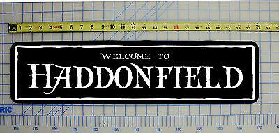 WELCOME TO HADDONFIELD (Michael Myers / Halloween) 6