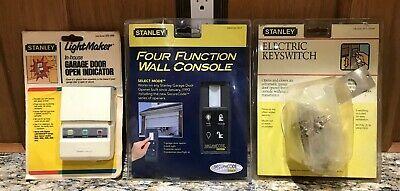 Stanley Electric Garage Door Opener Accessories