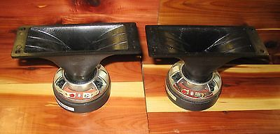 Replacement Tweeter for Klipsch K-77  EV T-35 Pair New!