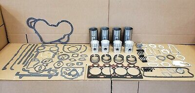 Hyster Clark In-frame Engine Overhaul Kit - Perkins A4.236 Cy60-70 H110 Late
