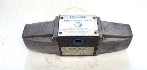 VICKERS DIRECTIONAL CONTROL VALVE, 297245 DG4S4 016C 50, 20 GPM MAX FLOW