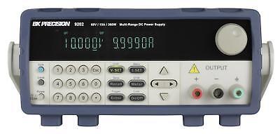 Bk Precision 9202 60v 15a 360w New Dc Power Supply