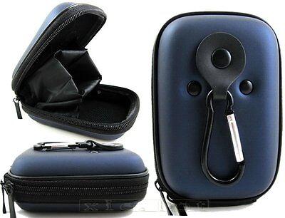 Blue Camera case bag for sony DSC RX100 Digital camera