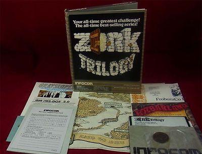 """Die Original """"Zork-Trilogy"""" ist ein echter Goldschatz unter den PC-Games."""