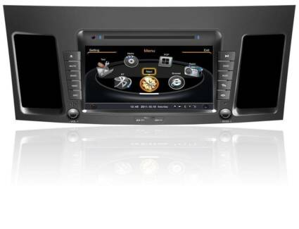 Mitsubishi Lancer DVD, CD, GPS, Bluetooth, Reverse Camera Lidcombe Auburn Area Preview