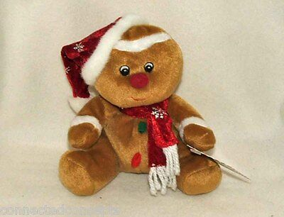 Christmas Festive Friends Gingerbread Boy from Princess Soft Toys (70606) NEW!