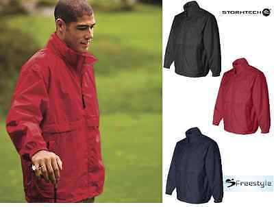 Stormtech - PX-1  Squall Packable Nylon Rain and Wind Resistance Jacket Squall Packable Jacket