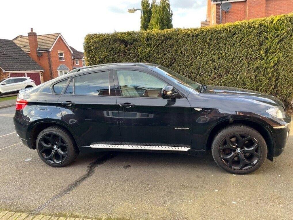 BMW, X6, Coupe, 2014, Semi-Auto, 2993 (cc), 4 doors