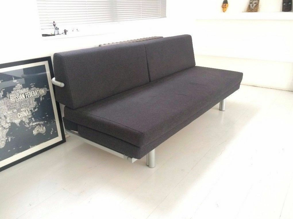 Very Comfortable Anese Muji Sofa Bed It Cost 695 Sofabed In